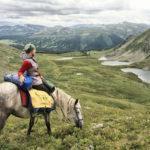 Конные экскурсии по Горному Алтаю